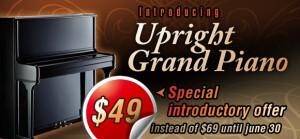 UVI Upright Grand Piano