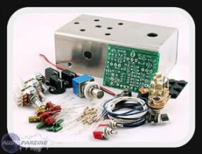Tone Clone Pedals Retro Screamer Kit