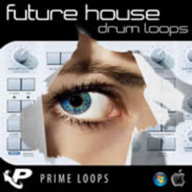 Prime Loops Future House Drum Loops