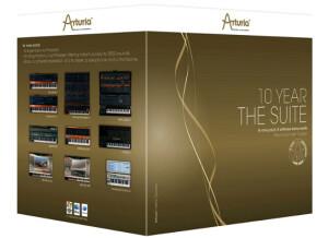 Arturia The 10 Year Suite