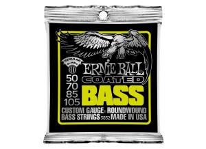Ernie Ball Coated Electric Slinky Bass