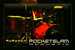 Morevox PocketSlam 01 Acoustic Drum