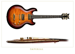 DBZ Guitars The Imperial