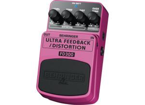 Behringer Ultra Feedback Distortion FD300