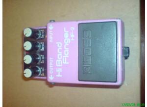 Boss HF-2 Hi Band Flanger (Japan)