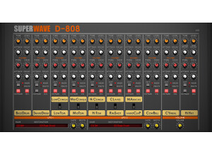 Superwave D-808
