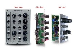 Plan B (Electro-Acoustic Research) Model 15