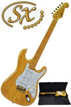 Sx Guitars SST LTD2  Ash limited edition