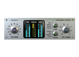 Massey Plugins L2007 Mastering Limiter