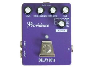 Providence Delay 80's