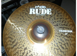 Paiste Rude Crash/Ride 17''