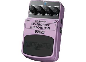 Behringer Overdrive Distortion OD300
