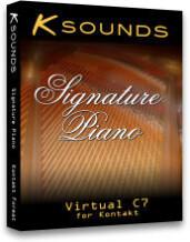K-Sounds Signature Piano