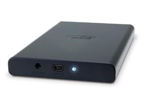 LaCie Mobile Disk 320 Go