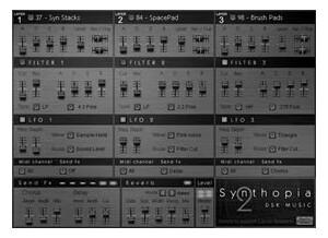 DSK Music DSK Synthopia 2