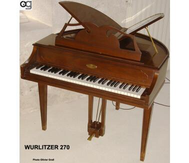 """Wurlitzer 270 """"Butterfly"""""""