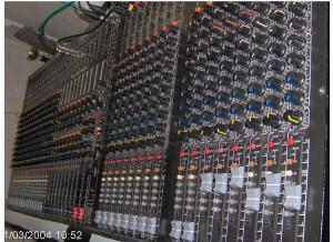Studiomaster Pro Line 16/8/16