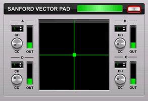 Sanford Sound Design Sanford Vector Pad