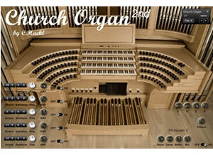 Mainstream Audio Church Organ 2nd