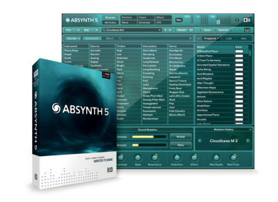 Non, Native Instruments n'a pas oublié Absynth