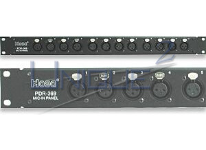 Hosa PDR-369 PRO XLR