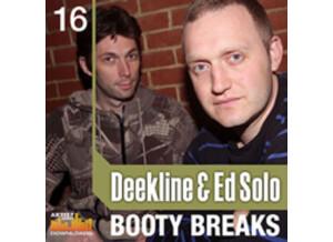 Loopmasters Deekline & Ed Solo 'Booty Breaks'