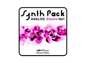 Meyer Musicmedia Electro Synth Pack
