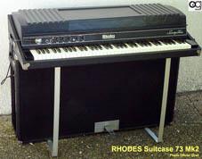 Rhodes Mark II Suitcase 73
