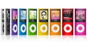 Apple iPod Nano Chromatique 8 Go