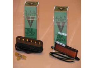 Van Zandt Pickups True Vintage Tele Pickup Set