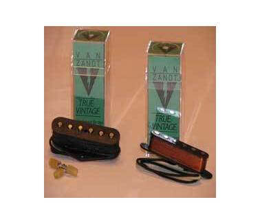 Van Zandt Pickups True Vintage Tele Pickup Set
