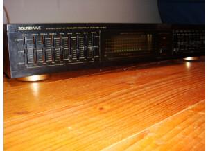 Soundwave STERO GRAPHIC EQUALIZER ANALYZER G 900
