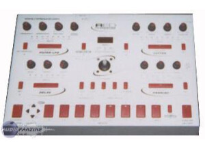 Red Sound Systems BPM FX-DJ