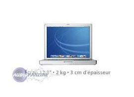 Apple PowerBook G4 867 12,1''