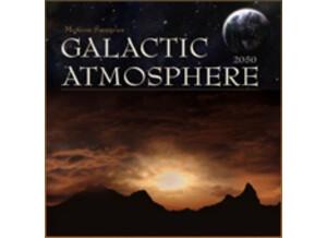Motion Samples Galactic Atmosphere