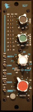 [NAMM] API 527 Compressor