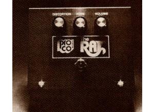 ProCo Sound The RAT 1979-81