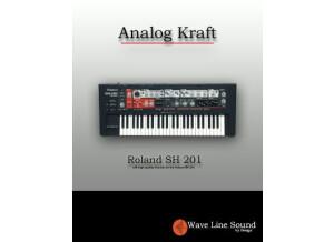 Wave Line Sound Analog Kraft