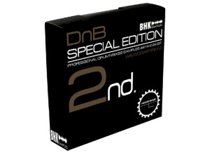Producer Loops BHK Special Edition: Drum 'N' Bass Vol 2