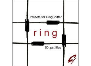 9 Soundware Ring RingShifter Presets