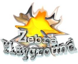 Tasmodia Zebra Playground
