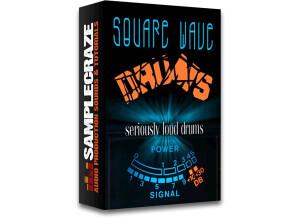 Samplecraze Square Wave Drums