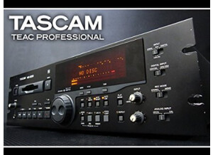 Tascam MD-801R MKII