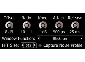 Christian Budde Noise Reduction