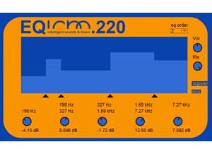 Intelligent Sounds & Music EQISM.220