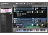 Fixed Noise Rhythm Objekt