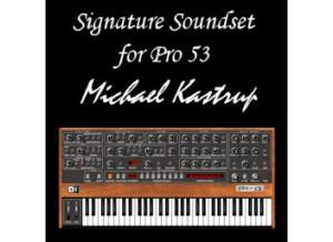 SynthTronic Michael Kastrup Signature Soundset for Pro-53