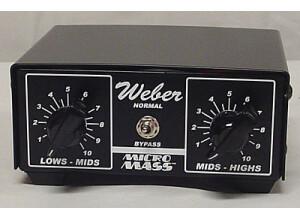 Weber Micro Mass