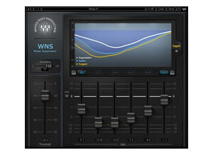 Waves WNS Noise Suppressor