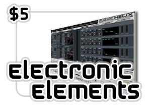 DNR Collaborative Electronic Elements Volume 1